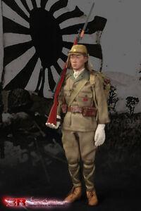 Figure d'infanterie japonaise Takuya 1/6 12 '' Jouet chaud en boîte Ww11 Dragon