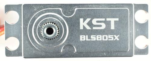 KST BLS805X HV Metal Case Metal Gear Digital Brushelss 550-700 Tail Servo