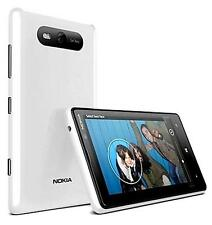 Nokia Lumia 820 White, Unlocked Quadband Camera,Wifi,BluetoothWindows Phone