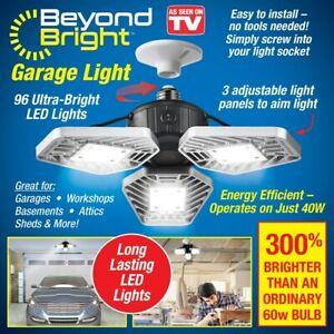 Beyond Bright Garage Light As Seen On Tv Single Pole