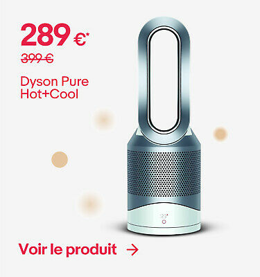 Dyson Pure Hot+Cool - 289 €*