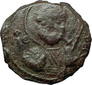 CRUSADERS-of-Antioch-Tancred-Ancient-1101AD-Byzantine-Time-Coin-St-Peter-i66057