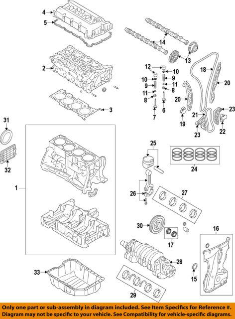 hyundai 223112g700 genuine oem head gasket ebay rh ebay com 2011 Hyundai Sonata Belt Diagram 2012 hyundai sonata engine diagram