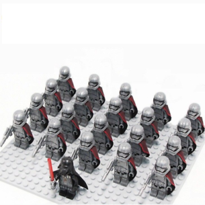 21PCS-Siege-Battalion-Clone-Trooper-Building-Blocks-Mini-Figure-child-Toys