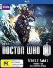 Doctor Who : Series 7 : Part 2 (Blu-ray, 2013, 3-Disc Set)
