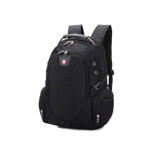 Swissgear Casual Business Backpack Laptop Bag Travel Hiking Bag School Rucksack