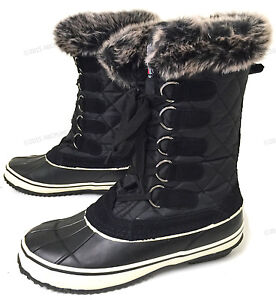 Ladies Duck Boots Shoes
