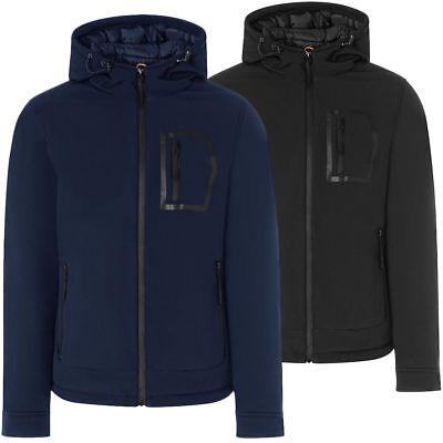 Giacca uomo TWIG Blizzard Jacket L303 giubbotto impermeabile imbottito cappuccio | eBay