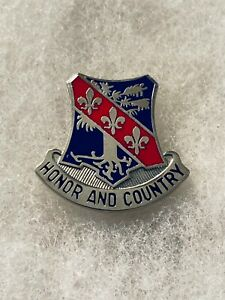 Authentic-US-Army-516th-Airborne-Infantry-Regiment-DI-DUI-Crest-Insignia-G23