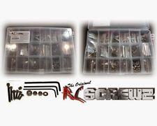 RC ScrewZ mrs002 Monster Racers 900 Piece Standard Hardware Kit for 1/8 Buggys