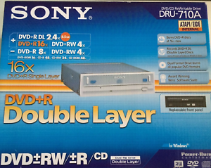 Sony DVD DRU-710A X64 Driver Download