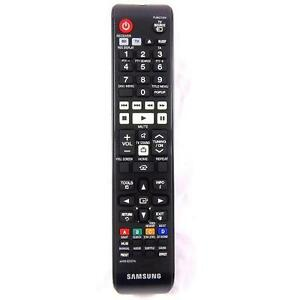 Details About New Genuine Samsung Ht F5550 Blu Ray Home Theatre System Remote Control