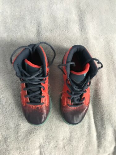 entrenamiento Baloncesto Sc8 High Tops Black Youth Neon 12 Sz Orange Mid Adidas SZXwcYUTHT