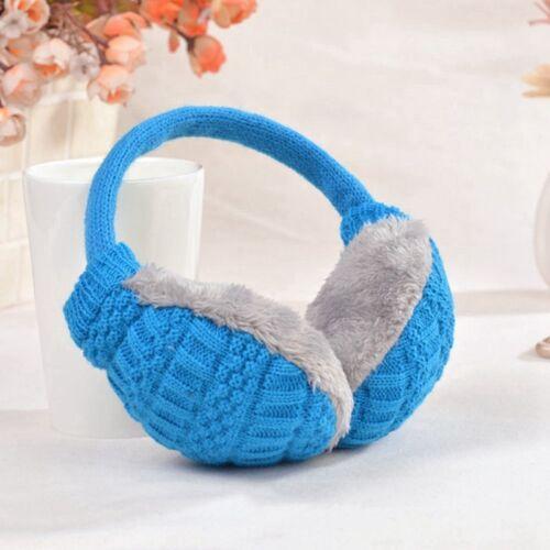 Ohrenschützer Ohrwärmer Kopfband Plüsch Damen Herren Mädchen Jungen Winter