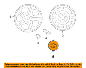 image is loading hyundai-oem-06-15-sonata-wheels-center-cap-