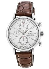 New IWC Portofino Chronograph Men's Watch IW391007