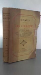Preface Victor Hugo Cuentos De Todas Las Colores E. Dentu 1879 Pin ABE