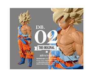 NEW Banpresto Dragon Ball Super Master Stars Piece SS GOGETA THE BRUSH 02 B