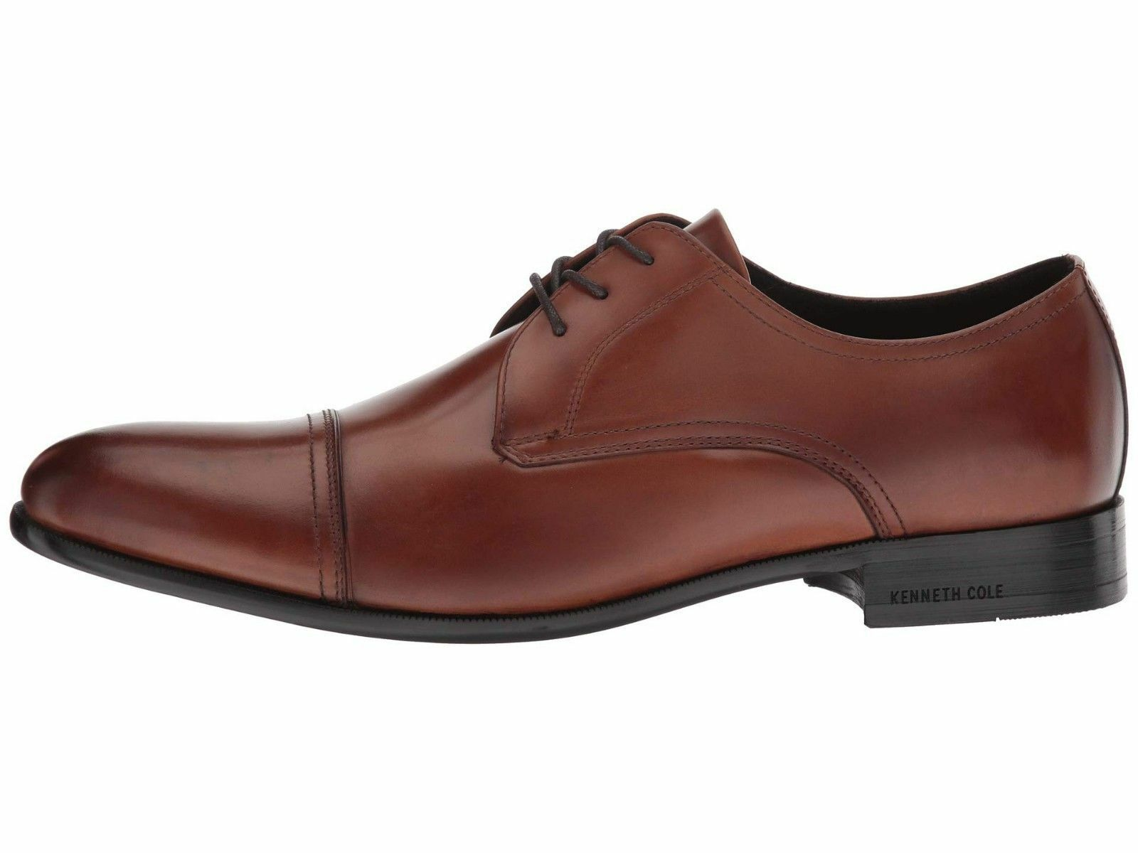 Kenneth Cole Capital Lace-Up Brandy Men's Oxfords KMF8132LE