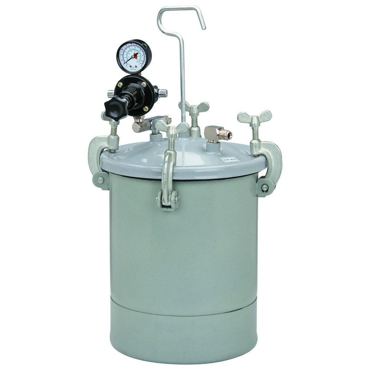 2-1 2 gal. Air Pressure Paint Tank