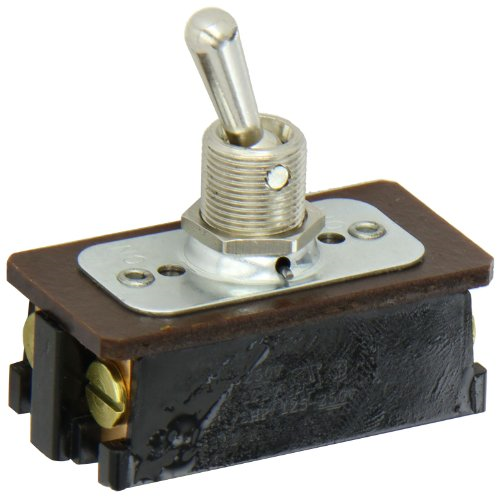 Single Pole Double Throw  6 pcs Off Momentary Toggle Switch Momentary On On