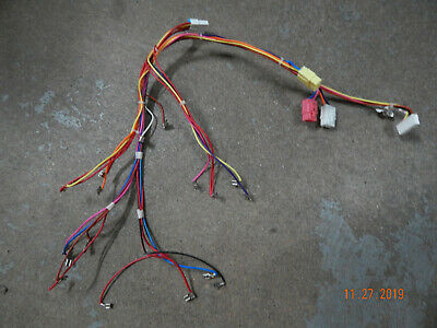Oem Lg Stove Oven Range Cooktop Wiring