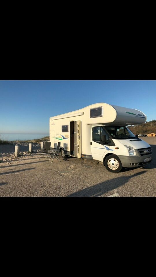 Ford Ford transit Chausson flash 03, 2007, km 188140