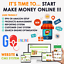 Passive Income Work From Home Earn Money Online Website For Make Money Online