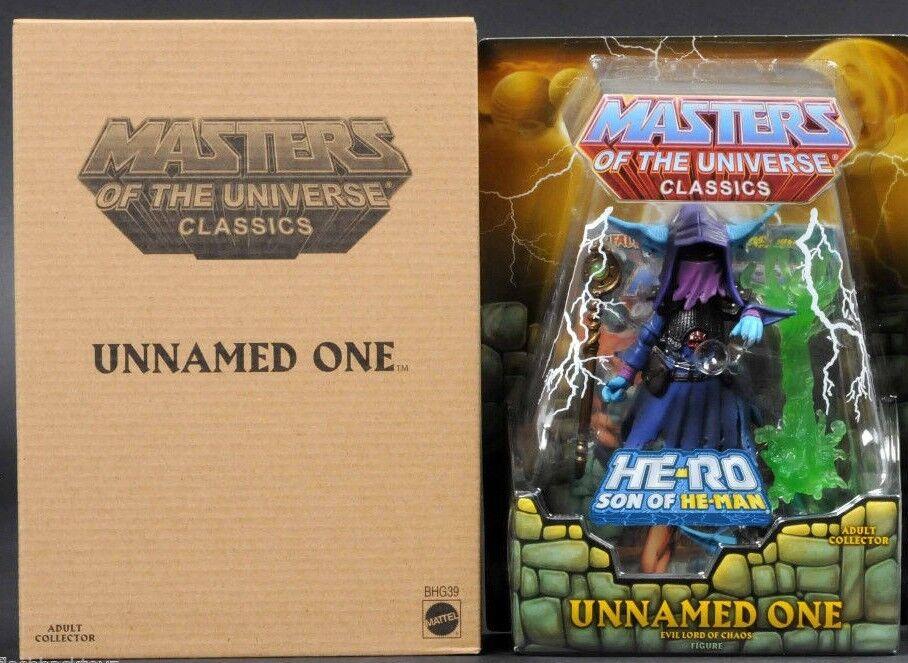 2014 Mattel MOTU Unnamed One Masters of the Universe Classics MOTUC