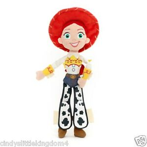 Disney-Toy-Story-Jessie-Mini-Peluche-Haricot-Sac-Jouet