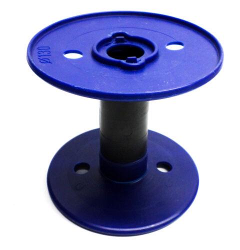 Leerspule Drahtspule Spule 4 Varianten Leerspulen Rundspule Trommel Kunststoff