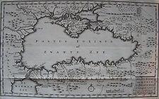Nieuwe Kaart van de Crim de Zwarte Zee en Omleggende Landen. MER NOIRE. CONSTANT