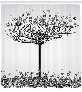 Image Is Loading Tree Of Life Shower Curtain Fabric Bathroom Decor