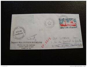 TAAF-lettre-20-3-80-timbre-stamp-yvert-et-tellier-n-67-cy7