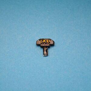 DTF302 - DINKY TOYS - Opel Rekord Taxi - Emblème taxi noir - 546