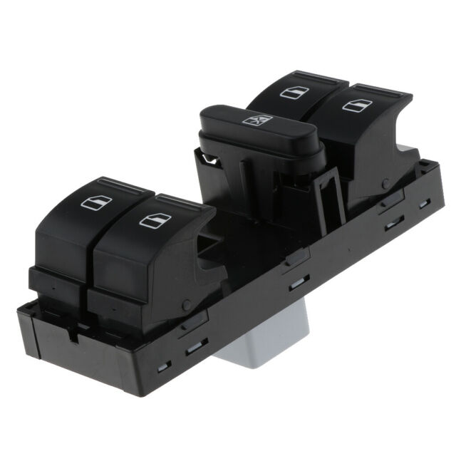 Replacement Front Left Power Window Master Switch For VW