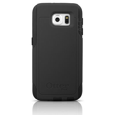 OtterBox Commuter Case for Samsung Galaxy S6 Black Cover OEM Original