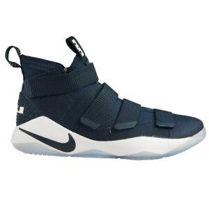 6290b852a6fd Nike Lebron Soldier XI TB Promo Mens 943155-403 Navy Basketball ...