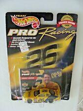 Hot Wheels Pro Racing 1998 NASCAR 1st Edition Johnny Benson #26 Cheerios Ford
