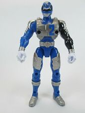 Power Rangers SPD Battlized BLUE RANGER Bandai Action Figure