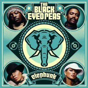 BLACK-EYED-PEAS-ELEPHUNK-2-VINYL-LP-NEW