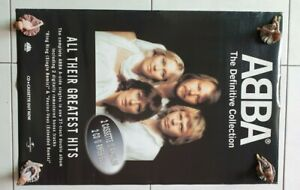 ABBA-All-The-Greatest-Hits-Original-poster-for-Sale