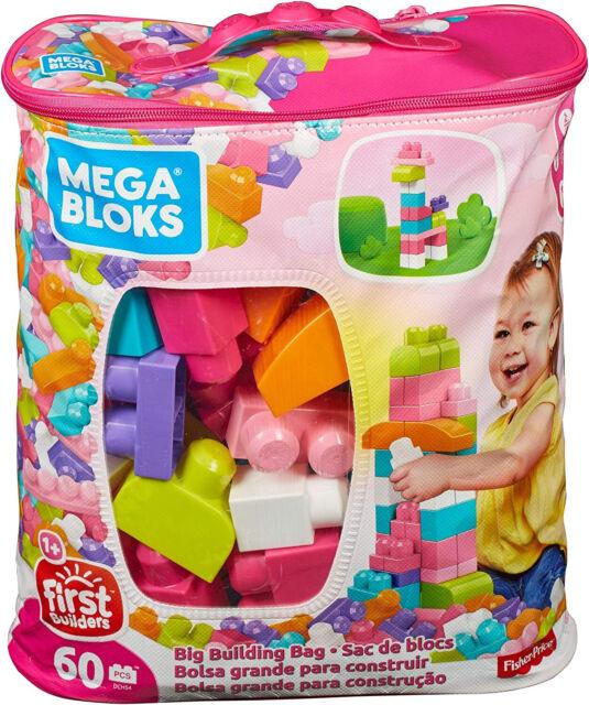 Mega Bloks First Builders Freunde Set 6 Teile neu OVP