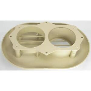 3 Goodman Flush Mount Side Wall Vent Kit For Any Brand Gas Furnace 0170k00000s