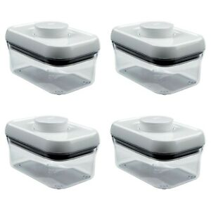 Oxo Good Grips Pop Rectangle 1 2 Quart Storage Container