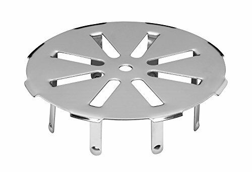 Oatey 42732 Stainless Steel snap-in Strainer 4-Inch