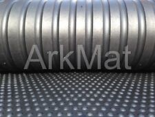 ArkMat Rubber Stable Matting 6ftx4ft 12mm Comfort Mats horse bubbletop