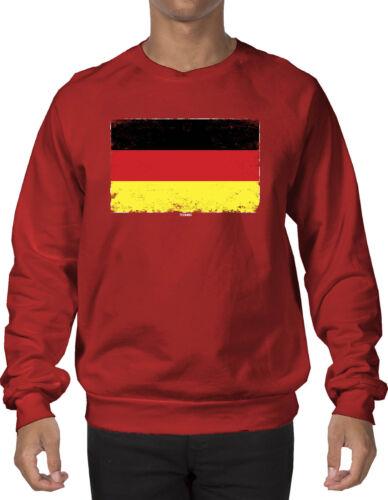German Flag Soccer Crewneck Sweatshirt Germany Deutschland Oktoberfest