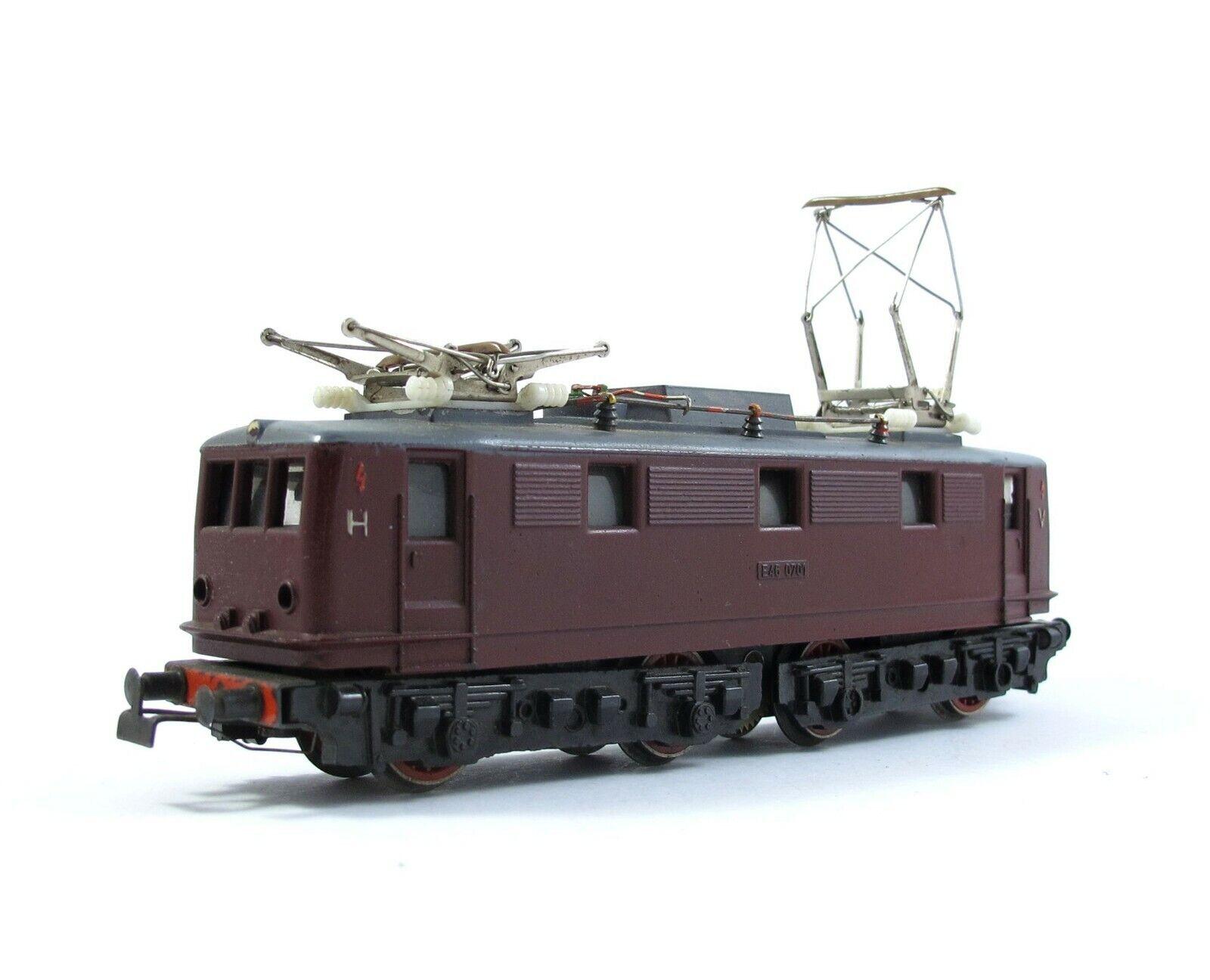 PIKO E-Lok e 46 0701 traccia h0 Marrone a partire dal 1955