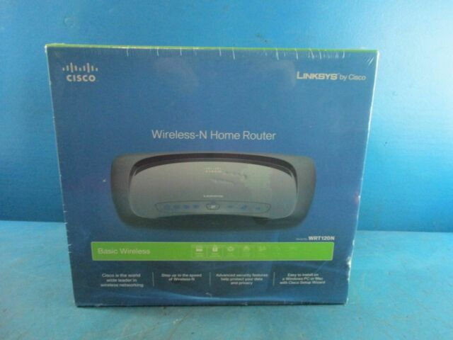 CISCO LINKSYS WIRELESS N ROUTER WRT120N WINDOWS DRIVER DOWNLOAD